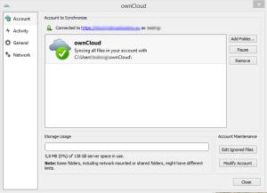 owncloud_klient